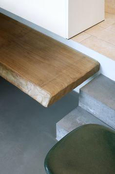 Material   Anbau Esszimmer, Küche An Siedlerhaus 30er Jahre