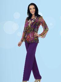 Ben Marc 18252 Casual Elegance Mother of the Bride Pantsuits - Spring/Summer 2014