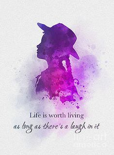 Life is worth living by My Inspiration Dreamy Quotes, Magical Quotes, Disney Princess Quotes, Disney Quotes, Alladin Quotes, Art Prints Quotes, Art Quotes, Quote Art, Book Quotes