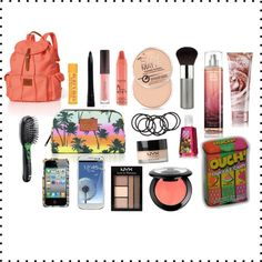 Impress your friends and show off your creativity with your DIY ideas. School Backpack Essentials, Back To School Essentials, Purse Necessities, What's In My Backpack, What's In My Purse, First Day Of School Activities, Cute School Supplies, What In My Bag, School Backpacks