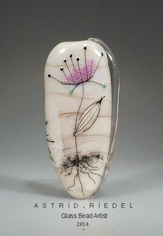Astrid Riedel Glass Artist: let's fly away..