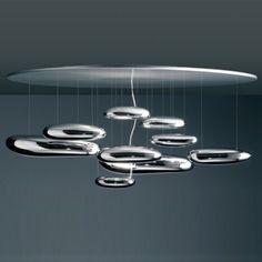 Mercury Designer Ceiling Light in 31.4 #lighting #light #illumination #highlighting #lamps