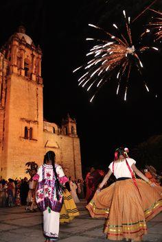 Aquí vamos de nuevo Oaxaca!