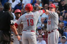Reds positioned to play spoiler in September = The Cincinnati Reds won't be playing for much this September. At 57-78, the Reds will just be playing out the remainder of their schedule, utilizing their expanded roster and experimenting with, what aims to be, the next.....