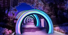 Time Tunnel: Toddlers and ravers will love this exhibit, a psychedelic walkway through time. Well, we don't think it's an actual time machine but who knows these days. Write down the winning lottery numbers just in case.