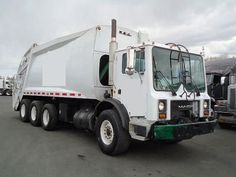 2001 MACK Medium Duty Truck MR688S for sale #Mack #truck #EquipmentReady