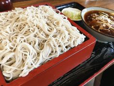 Our resident soba expert ate at over 200 soba spots in the greater Tokyo area, and here are his top picks. Japanese Noodles, Japanese Food, Buckwheat Noodles, Looks Yummy, Tempura, Coconut Flakes, Junk Food, Sushi, Cravings