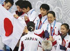 日本は団体戦5位、ロシアが初代王者に/フィギュア(5)