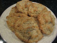 Dr. V's Favorite Biscuit - almond flour