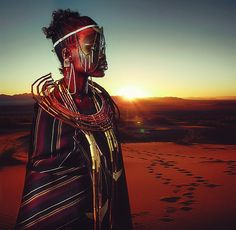 Maasai Warriors stunning images - Lee Howell