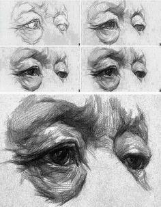 Aged Eyes