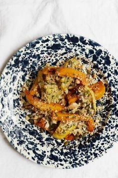 Mark Hix recipe: Roasted Squash and amaretti salad - Recipes - Food + Drink - The Independent