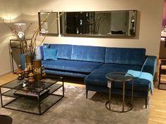 Couper recamiere mit edge spiegel und noxx for Interior design gmbh