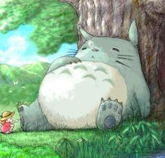 My Neighbor Totoro <3