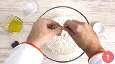 Ricetta Impasto per la pizza fatta in casa - Consigli e Ingredienti | Ricetta.it Food, Home, Meals