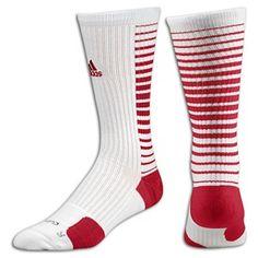 adidas Team Speed Vertical Crew Sock - Men's Navy/White. White/White. White/Navy. Pink/White