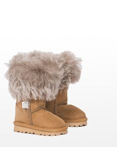 Kids' Sheepskin Boots | Buy Now From Celtic & Co