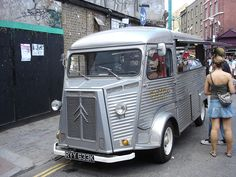 Cwtch Coffee Citroen H Van