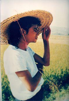 Michael Jackson China 1987