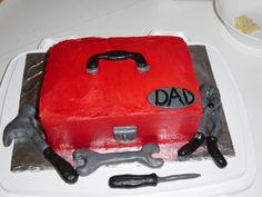 Father's Day Cake Idea