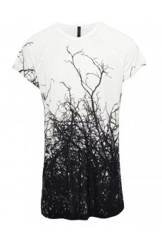 Gareth Pugh | Tangled Tree Print T-Shirt