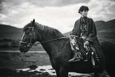 Heather Kemesky by Boo George for Porter #16 Fall 2016 #inspiration #photography