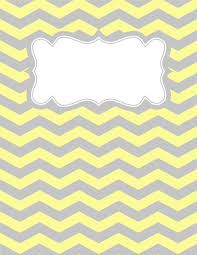 Free printable orange and white chevron binder cover template. JPG and PDF versions available. Chevron Binder Covers, Binder Covers Free, Binder Cover Templates, Planner Covers, Orange Chevron, Black Chevron, Teacher Binder, Notebook Covers, Cover Pages