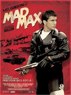 Taking the diver seat of the Interceptor from Mel Gibson, Tom Hardy talked a little about taking the role of 'Mad' Max Rockatansky in George. Cinema Movies, Cult Movies, Film Movie, Max Movie, Film Science Fiction, Fiction Movies, Pulp Fiction, Mad Max Fury Road, Best Movie Posters