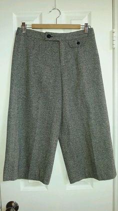 Nine west size 4 capri pants