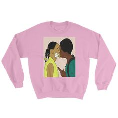 Image of LOVE IS SWEATSHIRTS