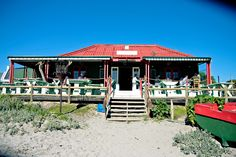 restaurant on beach, paternoster, west coast, south africa South Africa Beach, West Africa, Beaches In The World, Countries Of The World, Cape Town Holidays, Restaurant On The Beach, Holiday Places, Out Of Africa, Places Of Interest
