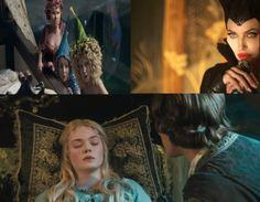 Maleficent Movie Scenes