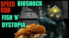 Why Bioshock's Rapture Collapsed: An All-Seafood Diet