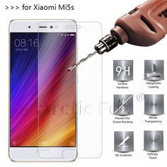2.5D 0.26mm 9H Premium Tempered Glass For Xiaomi 5s MI5s M5s (5.15inch) Screen Protector protective film For Xiaomi Mi 5s Glass