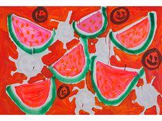 Meet the Artist: Katherine Bernhardt | Tory Daily