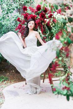 Luxuriant Indoor Garden Wedding Inspiration at Glasshouse, Kuala Lumpur – Part 2