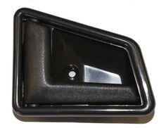 LatchWell PRO-4000912 Driver Side Interior Door Handle in Dark Gray for Geo & Chevrolet Tracker & Suzuki Sidekick