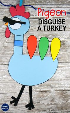 Need fun ideas for your turkey in disguise project? Here's a new twist on disguise a turkey where students help save poor Tom Turkey through persuasive writing and convince their families to eat hot dogs instead of turkey on Thanksgiving! Thanksgiving Writing, Thanksgiving Preschool, Thanksgiving Turkey, Thanksgiving Pictures, Turkey Project, Turkey Craft, Persuasive Writing, Pre Writing, Holiday Activities