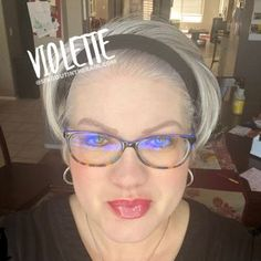 Violette LipSense by SeneGence is a cool color. You can view it on people, look at combos or comparisons or even in a collage.  However, nothing rivals seeing it on a real person.  Click to purchase yours NOW!  #lipsense #senegence
