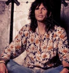 Your music saved my life and you and your music makes me smile each and everyday so HAPPY 65th BIRTHDAY TO THE MAN I LOVE STEVEN TYLER!!!
