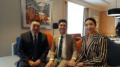 Interview on the cooperation between IHG and Ratanakorn Asset for expansion of InterContinental brands in Thailand