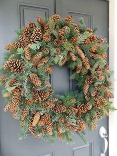 pine cone greetings