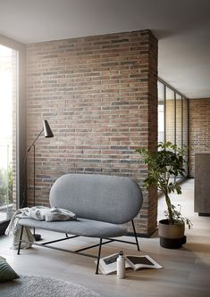 On my radar: new minimalist furniture launches for February - Northern - credit Chris Tonnesen Minimalist Sofa, Minimalist Furniture, Milan Furniture, Design Furniture, Furniture Ideas, Living Room Sofa, Interior Design Living Room, Modern Sofa Designs, Home And Deco