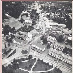 Imatra, maybe in the 60's