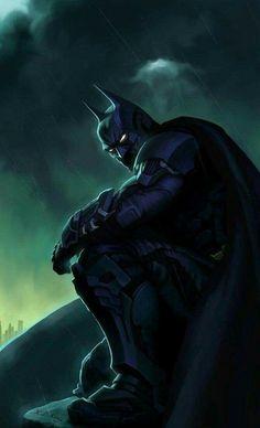 Batman - The Dark Knight Returns Batman Painting, Batman Artwork, Batman Comic Art, Batman Wallpaper, Iphone Wallpaper, Joker Batman, Batman And Superman, Batman Robin, Batman Stuff