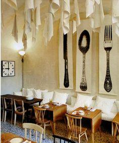 Restaurant Visit: Pane e Acqua in Milan : Remodelista