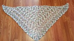 Cotton dixie charm shawl