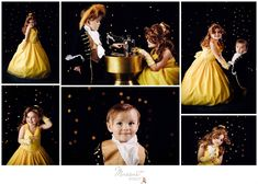 Beauty and the Beast Mini Session by Massart Photography