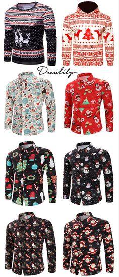 sports shoes 348f1 385fd Jusqu à 53% de réduction sur ces sweaters et ces chemises de noël pour