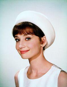 Audrey Hepburn photographed by Bud Fraker, 1964.